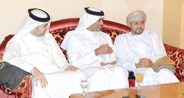 خالد بن حمد يشارك في اجتماعات المكتب التنفيذي للاتحاد الآسيوي بالمنامة