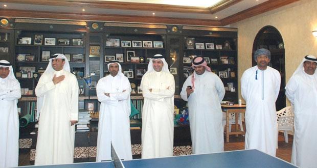الدوحة تستضيف اجتماعات رؤساء اللجان الأولمبية بدول مجلس التعاون الخليجي