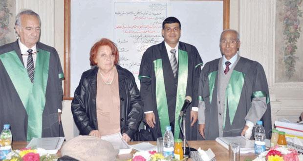 سعيد الرحبي يحصل على درجة الماجستير عن دور الأندية الرياضية في تنمية الوعي الاجتماعي لشباب السلطنة