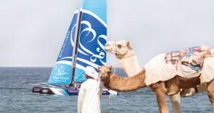 بدء العد التنازلي لانطلاق الجولة الثانية لسلسلة سباقات قوارب الإكستريم 40