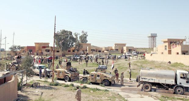 العراق: مع بدء عملية استعادة تكريت .. الحكومة تتعهد بتطهير الأنبار