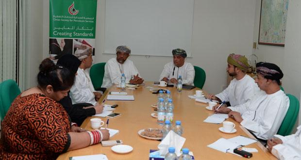 الجمعية العمانية للخدمات النفطية وجمعية المقاولين العمانية تتفقان على تنفيذ برامج واستراتيجيات لتطوير مهارات العمانيين وتوفير فرص العمل