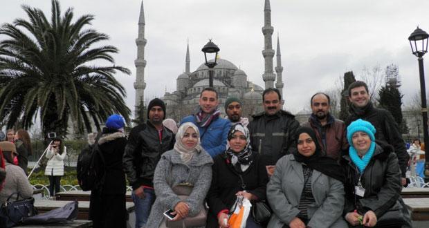 رحلة تعريفية لاسطنبول للعاملين بمكاتب السفر والسياحة بالسلطنة
