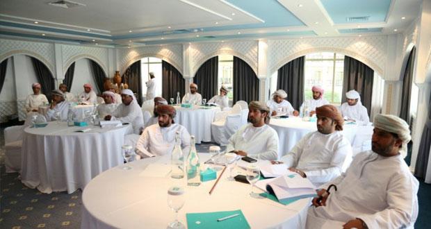 برنامج تدريبي حول مقومات النجاح لفرص الاستثمار المتاحة في القطاع السمكي بخصب