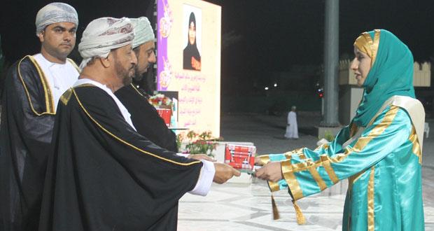 برعاية بدر بن سعود.. جامعة نـزوى تحتفل بتخريج الدُّفعة السابعة من حملة الماجستير والبكالوريوس والدّبلوم