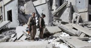 العراق: الجيش يطالب بتكثيف الضربات الجوية وداعش تسيطر على طريق إمدادات