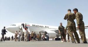 اليمن: الحوثيون يوقعون اتفاقا مع إيران في (النقل الجوي) وهادي يصفه بـ (غير الشرعي)