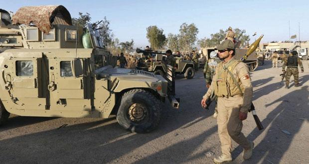 العراق: الجيش يسيطر على مناطق في صلاح الدين ويتقدم نحو وسط تكريت