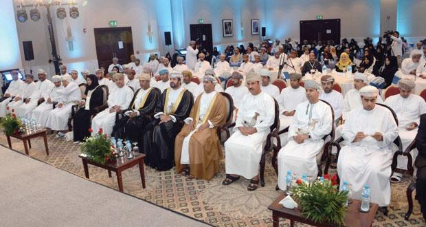 وزير الخدمة المدنية يفتتح مؤتمر عمان الأول للإعلام الإلكتروني