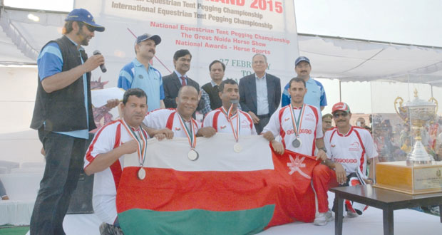 منافسة قوية تشهدها بطولة الهند الدولية والآسيوية لالتقاط الأوتاد في أول أيامها