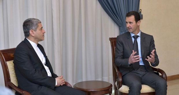 سوريا: الأسد يرد على تصريحات كيري حول (الحوار) بـ (انتظار الأفعال)
