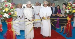 افتتاح معرض البناء والتشييد والتصميم الداخلي بمركز عمان الدولي للمعارض