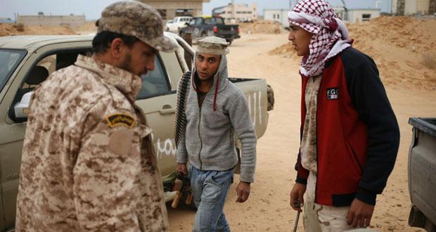 ليبيا: (فجر) تستعد لشن عملية عسكرية على داعش في سرت