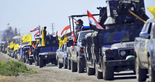 العراق: استعدادات للبدء بتحرير تكريت تمهيدا لاسترداد صلاح الدين