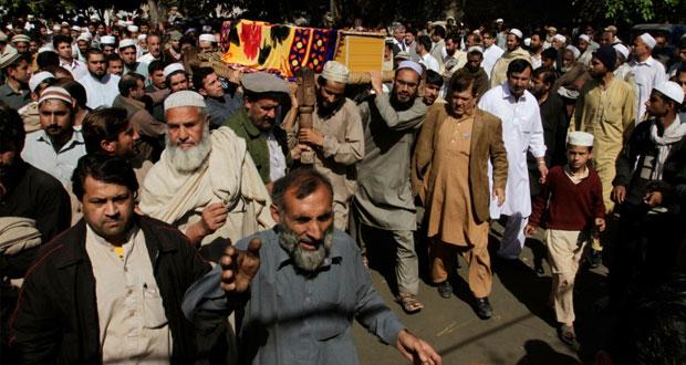 باكستان: مقتل 34 مشتبها بغارات للجيش على (القبائل)