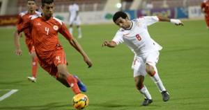 في التصفيات الآسيوية الأولمبية منتخبنا الأولمبي يكتفي بالتعادل مع نظيره البحريني 1/ 1