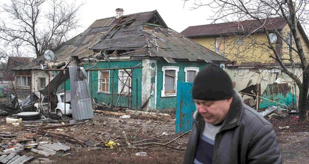 أوكرانيا : قانون لزيادة القوات المسلحة وموسكو قلقة من تسليح واشنطن لكييف