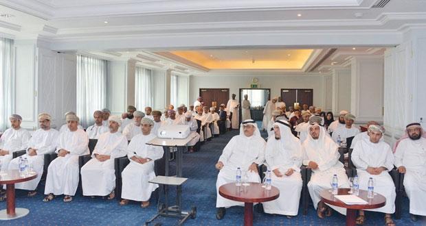 السلطنة تستضيف حلقة عمل الإستراتيجية الموحدة لقطاع المياه والخطة التنفيذية لدول مجلس التعاون الخليجي