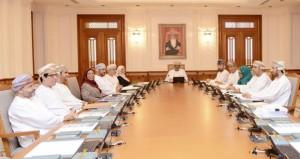 """مكتب مجلس الدولة يقف على تقرير اللجنة الاجتماعية حول مشروع """"قانون تنظيم مزاولة مهنة الصيدلة والمؤسسات الصيدلانية"""""""