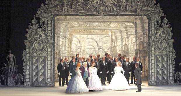 """أوبرا """"سندريللا"""" لروسيني على مسرح دار الأوبرا السلطانية مسقط """"24″ و """"26″ أبريل الجاري"""