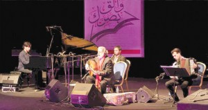 أمسية غنائية لمارسيل خليفة بختام مؤتمر القراءة الوطني الأول بالكويت