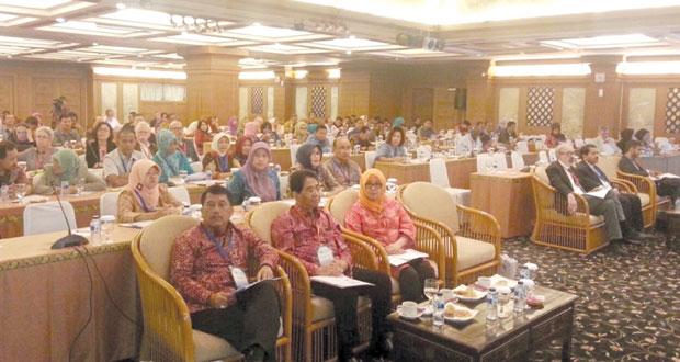 مشاركة هيئة الوثائق والمحفوظات الوطنية باجتماعات المكتب التنفيذي للمجلس الدولي في اندونيسيا