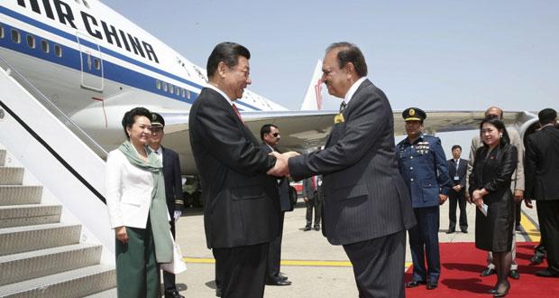 باكستان توقع مع الصين حزمة اتفاقات تعاون استثماري تتجاوز 46 مليار دولار