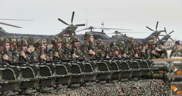 لبنان تتسلم الدفعة الأولى من الأسلحة الفرنسية الممولة من السعودية