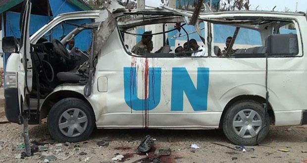 الصومال: 6 قتلى على الأقل في اعتداء لـ(الشباب) على حافلة أممية