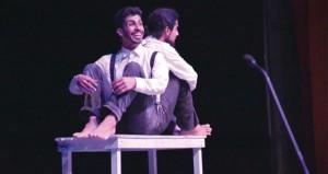 تواصل فعاليات مهرجان الدن المسرحي في المسابقة الرئيسية ومسرح الشارع