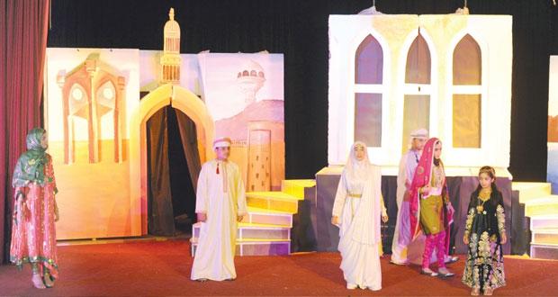 """اليوم .. إسدال الستار على فعاليات الدورة السادسة لمهرجان المسرح المدرسي بمسرح """"التربية والتعليم"""""""