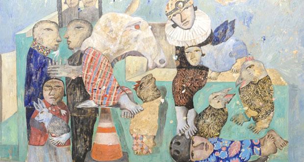 """سنان حسين في """"مجرد رحلة"""" بـ""""صالة ستال للفنون"""""""