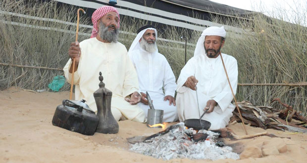 حضور عماني وتواجد متميز بأيام الشارقة التراثية
