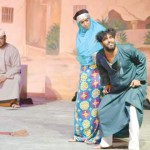 """تواصل عروض مهرجان الدن المسرحي واليوم يشهد عرضي """"فزاعة"""" و""""أضغاث"""""""
