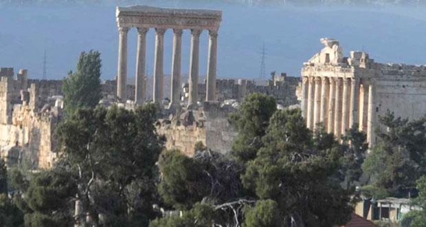 """""""بعلبك"""" مدينة الشمس الرومانية على أرض لبنان"""