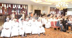 وفد تجاري عماني رفيع المستوى يبحث تعزيز العلاقات الاقتصادية والاستثمارية مع إيران