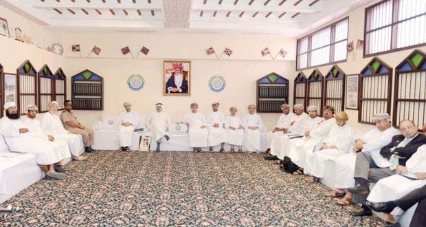 المائدة المستديرة بغرفة تجارة وصناعة عمان تناقش الأمن الغذائي والسياحة بين دول المجلس والاتحاد الأوروبي