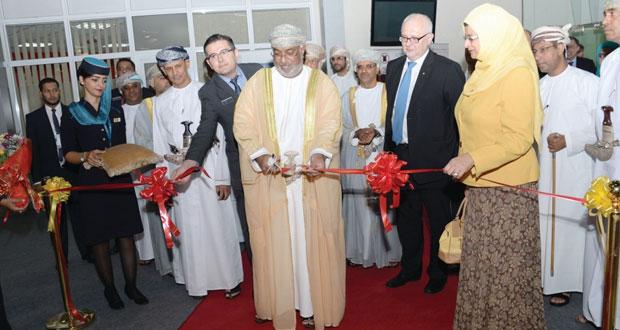 افتتاح فعاليات معرض عمان الدولي للتعليم العالي جيدكس 2015