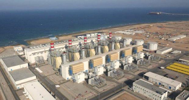 غدا.. افتتاح محطة صور لإنتاج الكهرباء بسعة قدرها 2000 ميجاوات من الطاقة الكهربائية