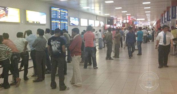 أكثر من 2.4 مليون مسافر بمطار مسقط الدولي.. ومسافرو صلالة يتخطون الـ217 ألفا