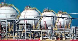 أكثر من 12 ألف برميل إنتاج المصافي والصناعات البترولية بالسلطنة فبراير الماضي