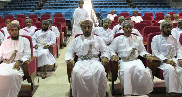 (100) مليون ريال عماني تكلفة مشاريع كهرباء مزون