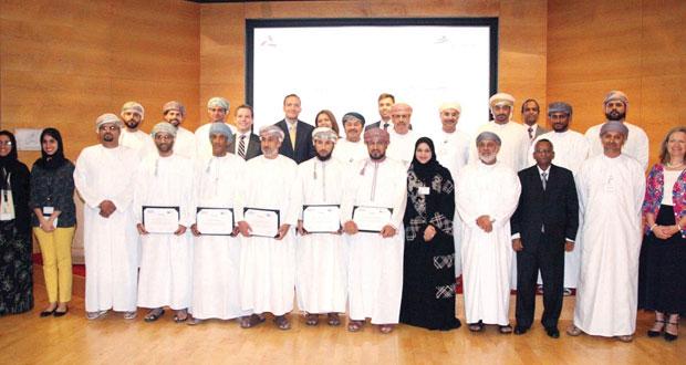بنك مسقط يحتفل بتخريج أول دفعة من خريجي أكاديمية الوثبة للمؤسسات الصغيرة والمتوسطة