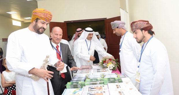 """المرهون يرعى افتتاح أعمال مؤتمر """" اتحاد المدربين العرب """" و """"ادارة الموارد البشرية """""""