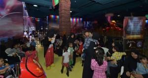 المستشفى السلطاني ينظم الإحتفالية السنوية للأطفال المرضى بالأورام