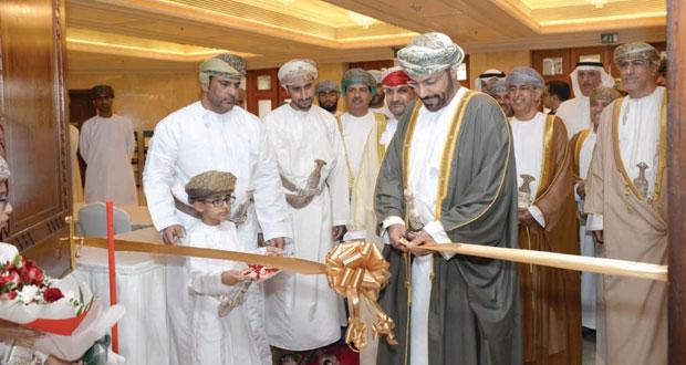 حمود بن فيصل يفتتح فعاليات مؤتمر سلامة الغذاء 2015
