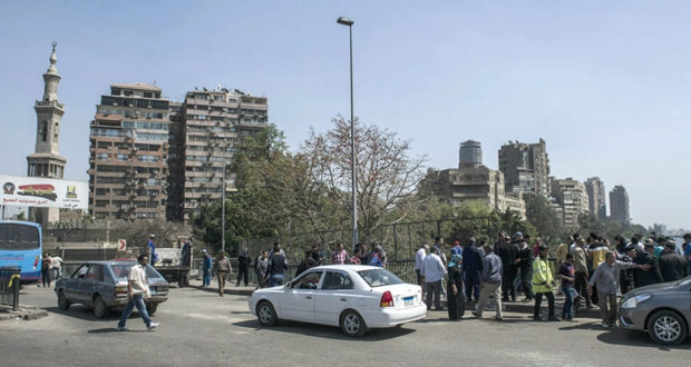 مصر تؤكد أنها لن تتخلى عن (أشقائها في الخليج) وتبحث الوضع الإقليمي مع أميركا