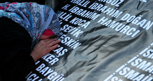 تركيا: بداية متعثرة لمحاكمة المتهمين بكارثة منجم سوما