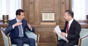 الرئيس السوري: الإرهاب في منطقتنا يتمتع بمظلة سياسية يوفرها الغرب