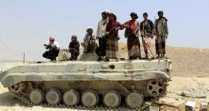 اليمن: معارك عنيفة بين قوات الرئيس عبدربه منصور والمتمريدن الحوثيين في عدن
